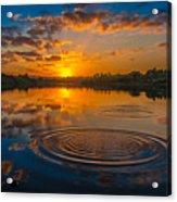 Guladoo Lake Acrylic Print