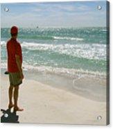 Gulf Dreams Acrylic Print