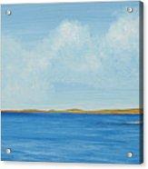 Gulf Impression 1 Acrylic Print
