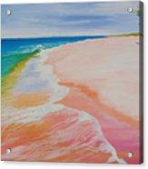 Gulf Side Acrylic Print
