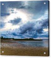 Gulf Storm Acrylic Print