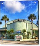Gulfport Casino Acrylic Print by Tammy Wetzel
