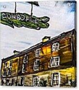 Gumbo File' Acrylic Print