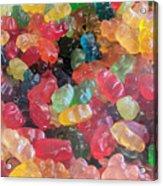 Gummy Bears Acrylic Print