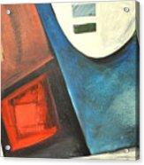 Gumshoe Acrylic Print