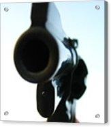Gun Acrylic Print