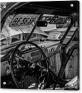 Gunslingers Rat Rod Acrylic Print