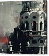 Gurdwara 190 Iv Acrylic Print