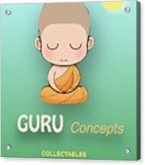 Guru Concepts Logo Acrylic Print