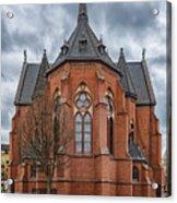 Gustav Adolf Church Facade Acrylic Print