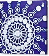Gypsy Fish Acrylic Print