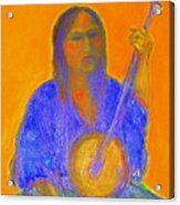 Gypsy Girl 11 Acrylic Print