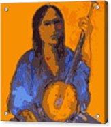 Gypsy Music Acrylic Print