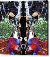 Gypsy Stalker Acrylic Print