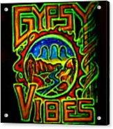 Gypsy Vibes  Acrylic Print