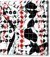 Gyration Acrylic Print
