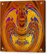 Ha Ha Ha  - Isn't It Funny Acrylic Print
