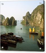 Ha Long Bay Acrylic Print