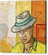 Habana Acrylic Print