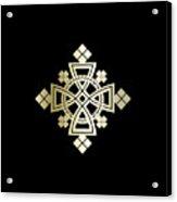 Habesha Holy Cross  Acrylic Print