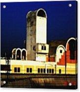 Habibganj Railway Station Acrylic Print