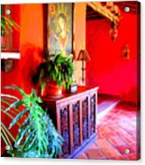 Hacienda By Darian Day Acrylic Print
