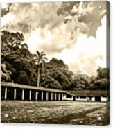 Hacienda La Elvira Acrylic Print