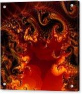 Hades Acrylic Print