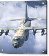 Haf C-130 Hercules Acrylic Print