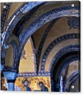 Hagia Sophia Detail Acrylic Print