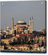 Hagia Sophia - Istanbul Turkey Acrylic Print