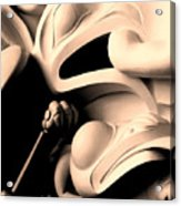 Haida Two Acrylic Print