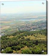 Haifa Natural Park Acrylic Print