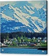 Haines - Alaska Acrylic Print