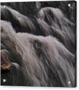 Hairy River Acrylic Print