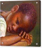 Haiti's Hope Acrylic Print