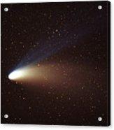 Hale-bopp Comet Acrylic Print by Ira Meyer