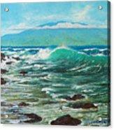 Haleakala Acrylic Print