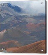 Haleakala Summit Acrylic Print