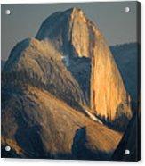Half Dome At Sunset - Yosemite Acrylic Print
