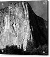 El Capitan - Yosemite, Ca Acrylic Print