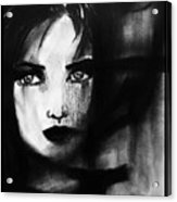 Half In The Shadows Acrylic Print