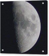Half Moon Acrylic Print