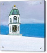 Halifax Old Town Clock Acrylic Print