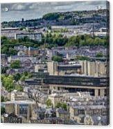 Halifax Panoramic View 2 Acrylic Print