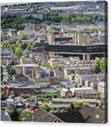 Halifax Panoramic View 5 Acrylic Print