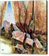 Hall of Giants Acrylic Print