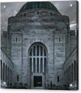 Hall Of Memory Acrylic Print