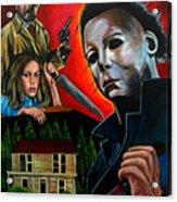 Halloween 1978 Acrylic Print