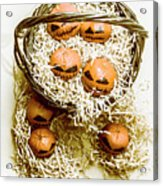 Halloween Food Decoration Acrylic Print